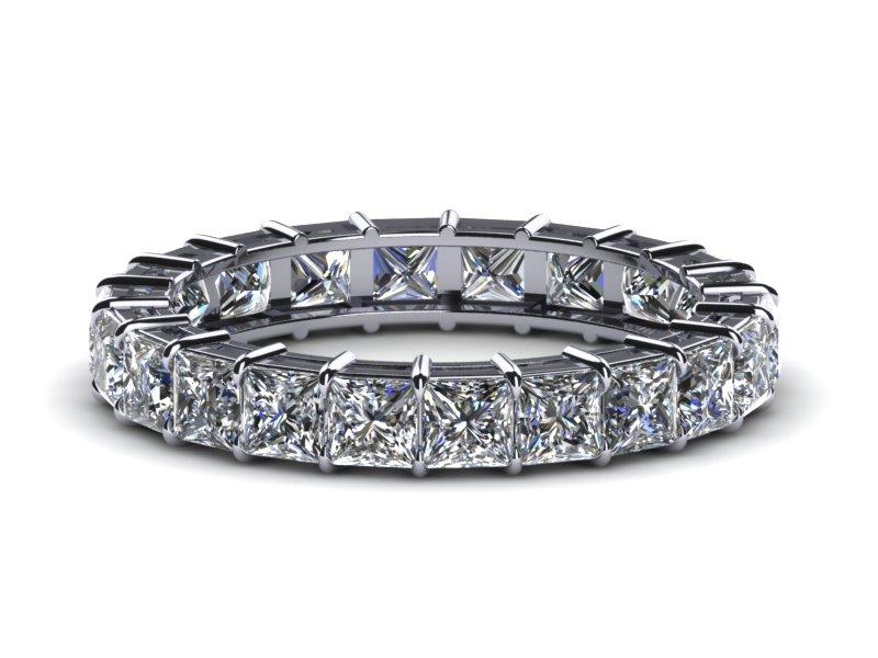 Diamond Band Eternity Ring