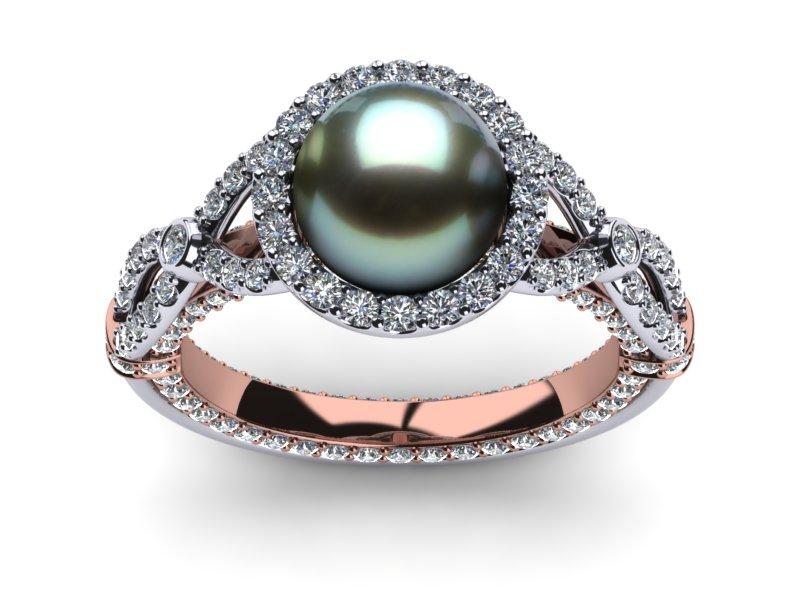 White Diamond Ring Images