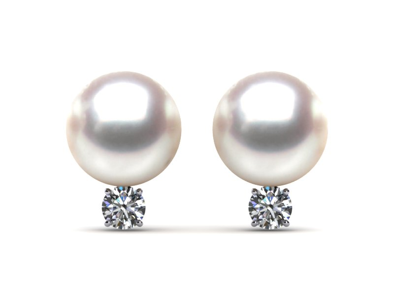 How to Buy Pearl and Diamond Earrings