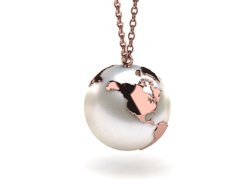 Your Oyster South Sea Pearl Pendant