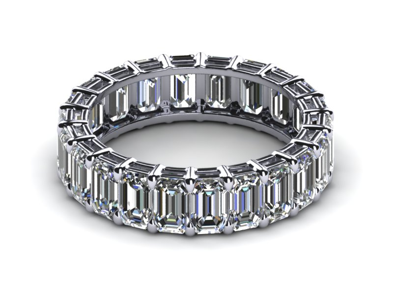 band products channel cut eternity bands princess product br platinum diamonds tw set