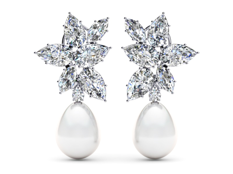How to Buy Pearl Statement Earrings