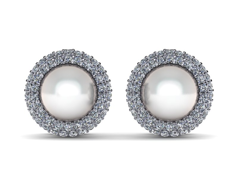 How to Buy Halo Pearl Earrings